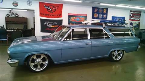1965 AMC Rambler for sale at 121 Motorsports in Mt. Zion IL