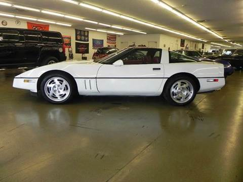 1990 Chevrolet Corvette for sale at 121 Motorsports in Mt. Zion IL