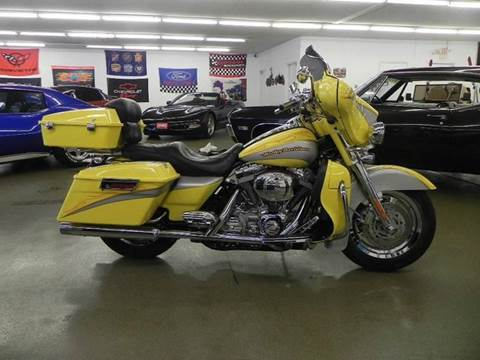 2005 Harley-Davidson Ultra Classic Electra Glide for sale at 121 Motorsports in Mt. Zion IL