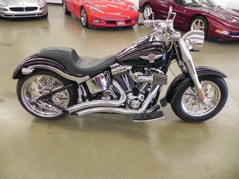 Harley Davidson Zion