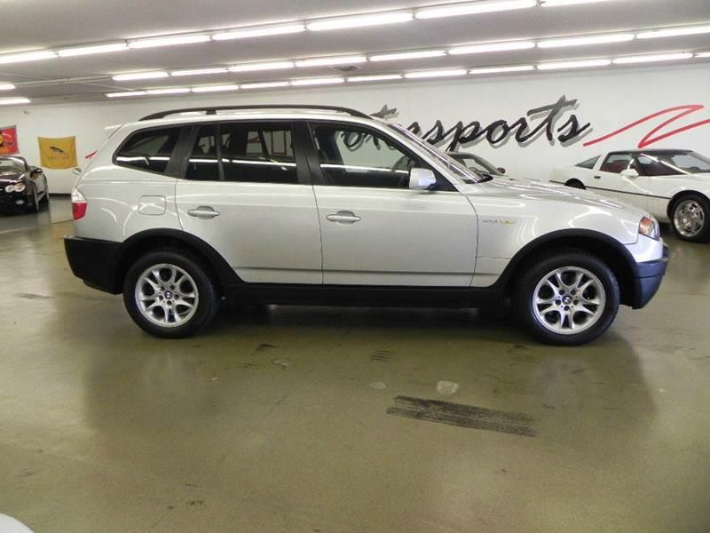 2004 BMW X3 2.5i in Mt Zion, IL | Used Cars for Sale on EasyAutoSales.com