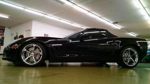 2010 Chevrolet Corvette for sale at 121 Motorsports in Mt. Zion IL