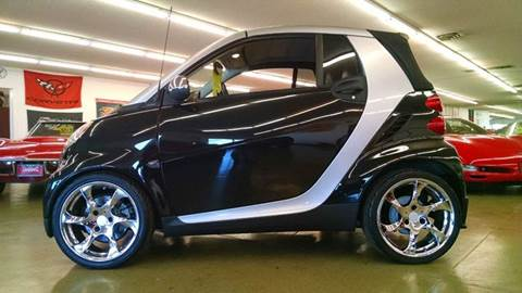 2008 Smart fortwo for sale at 121 Motorsports in Mt. Zion IL