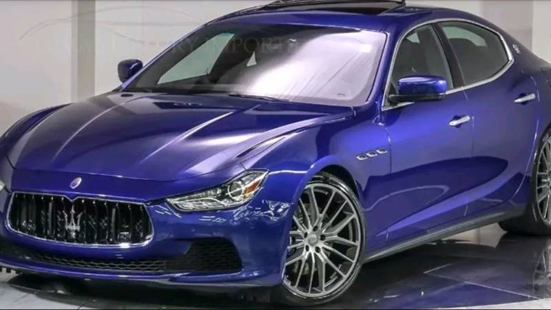 2014 Maserati Ghibli for sale at 121 Motorsports in Mt. Zion IL