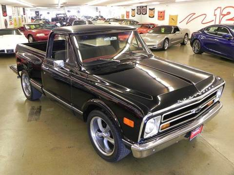 1968 Chevrolet C/K 10 Series for sale at 121 Motorsports in Mt. Zion IL