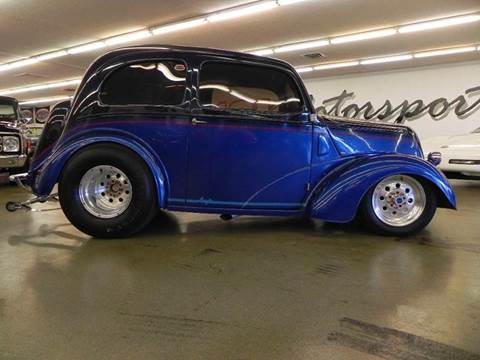 1948 Ford Anglia for sale at 121 Motorsports in Mt. Zion IL