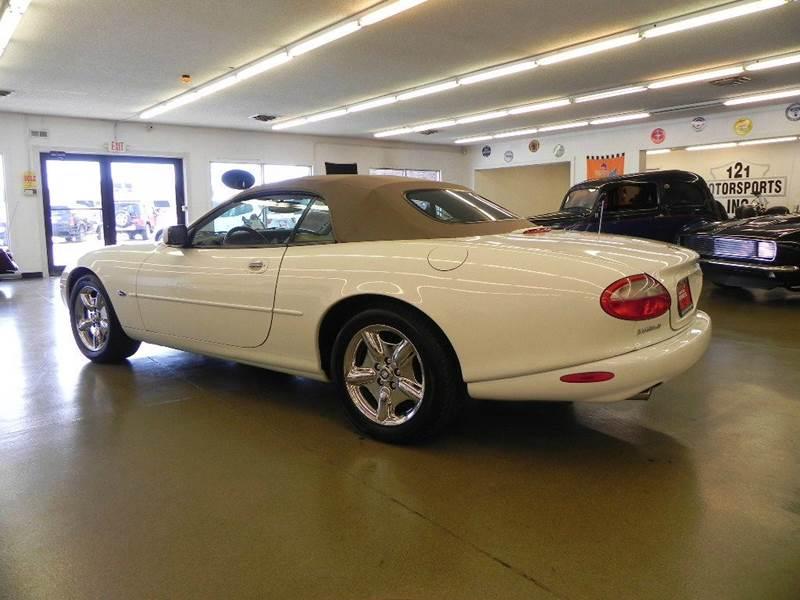 1998 Jaguar XK-Series XK8 photo