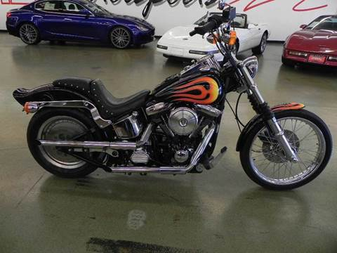 1988 Harley-Davidson Softtail for sale at 121 Motorsports in Mount Zion IL