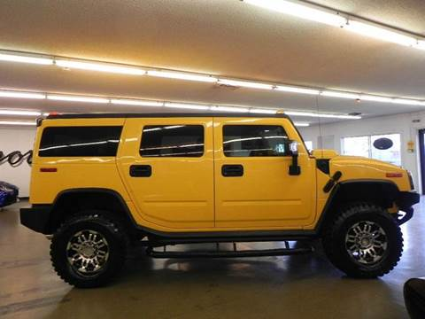 2004 HUMMER H2 for sale at 121 Motorsports in Mt. Zion IL