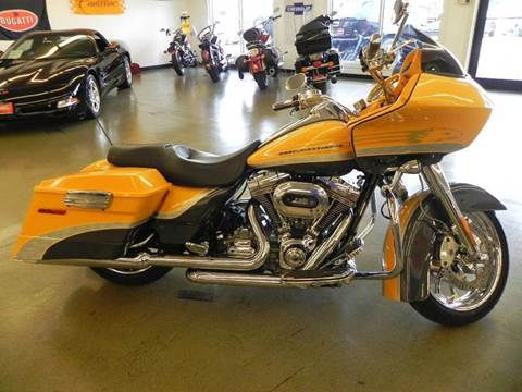 2009 Harley-Davidson Road Glide CVO for sale at 121 Motorsports in Mt. Zion IL