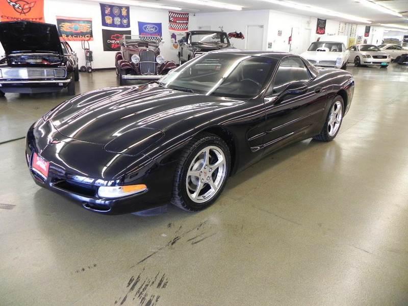 2002 Chevrolet Corvette photo