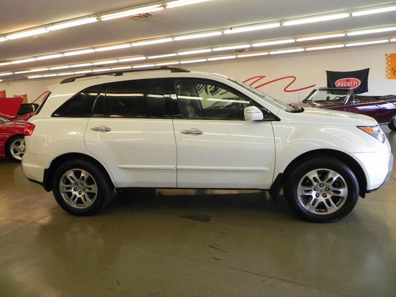 2008 Acura MDX in Mt Zion, IL   Used Cars for Sale on EasyAutoSales.com