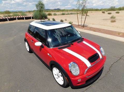 2002 MINI Cooper for sale at 121 Motorsports in Mt. Zion IL