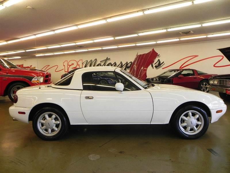 1990 Mazda MX-5 Miata for sale at 121 Motorsports in Mount Zion IL
