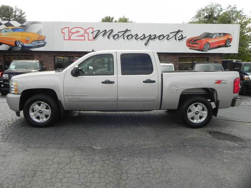 2007 Chevrolet Silverado 1500 Work Truck in Mt Zion, IL   Used Cars for Sale on EasyAutoSales.com