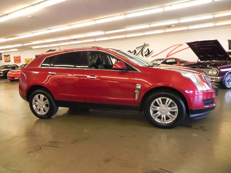 2010 Cadillac SRX Luxury Collection images