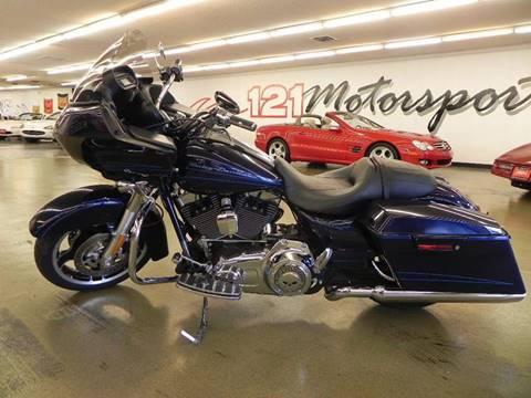 2013 Harley-Davidson FLTRX for sale at 121 Motorsports in Mount Zion IL
