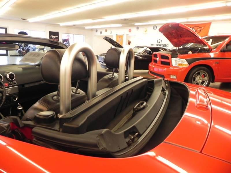 2004 Audi TT 225hp quattro photo