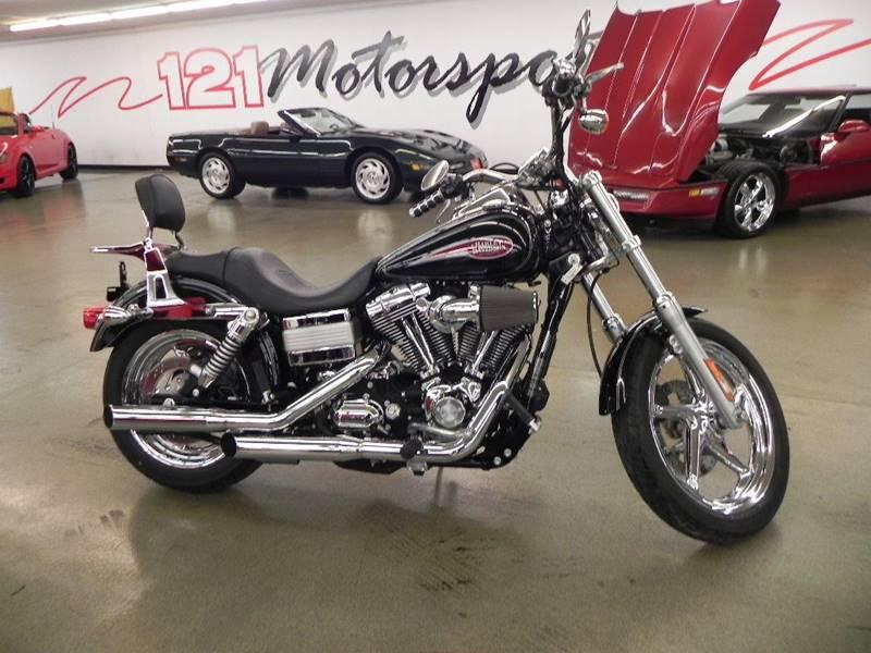 2007 Harley-Davidson FXDL Dyna Lowrider