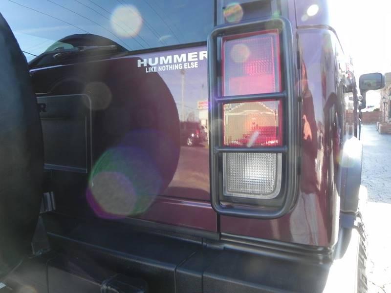 2007 HUMMER H2 photo