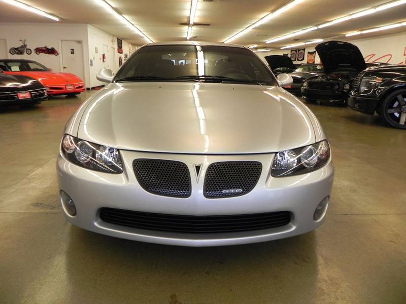 2004 Pontiac GTO photo