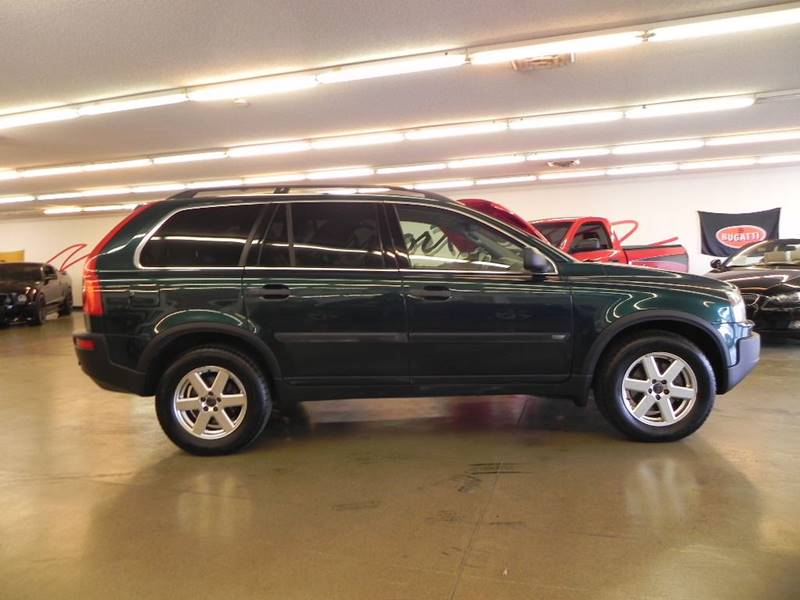 2004 volvo xc90 awd 4dr t6 turbo suv in mt zion il 121. Black Bedroom Furniture Sets. Home Design Ideas