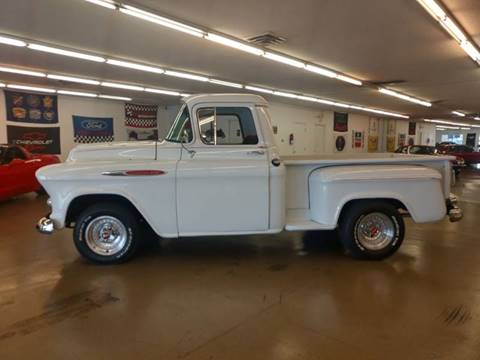 1957 Chevrolet 3200 Truck for sale at 121 Motorsports in Mt. Zion IL
