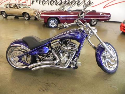 2005 AMERICAN IRONHORSE TEJAS for sale at 121 Motorsports in Mt. Zion IL