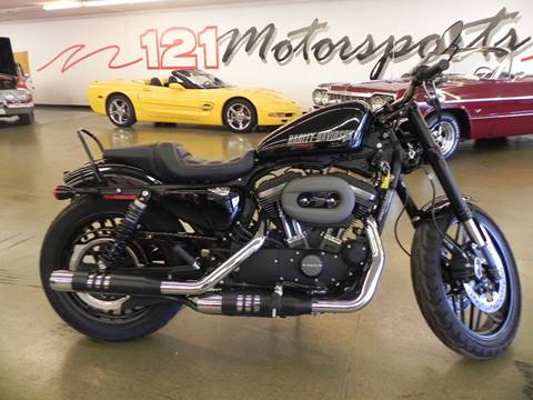 2016 Harley-Davidson Roadster XL1200CX for sale at 121 Motorsports in Mt. Zion IL
