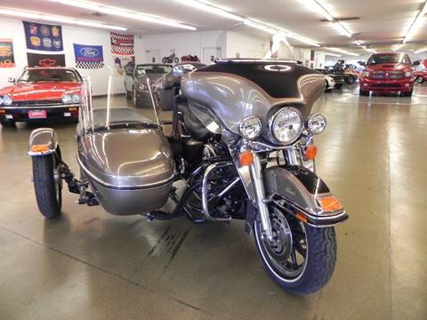 2005 Harley-Davidson ELECTRAGLIDE CLASSIC for sale at 121 Motorsports in Mt. Zion IL