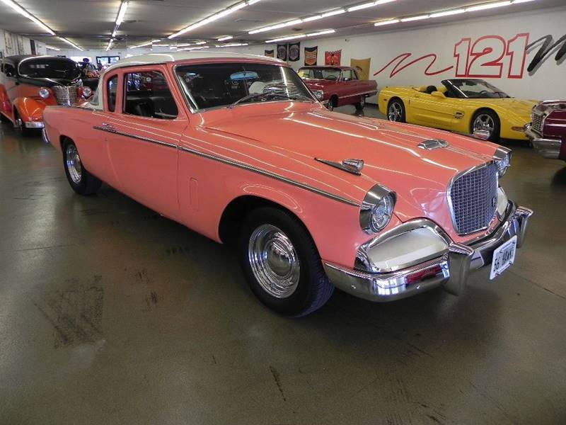 1956 Studebaker Hawk for sale at 121 Motorsports in Mount Zion IL