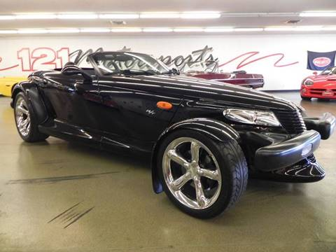 2000 Plymouth Prowler for sale in Mt. Zion, IL