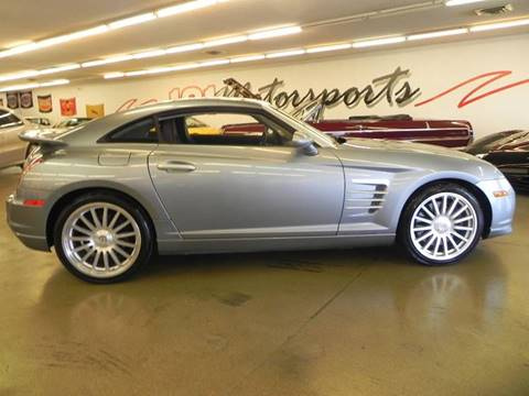 Chrysler Crossfire Srt 6 For Sale In South Dakota Carsforsale