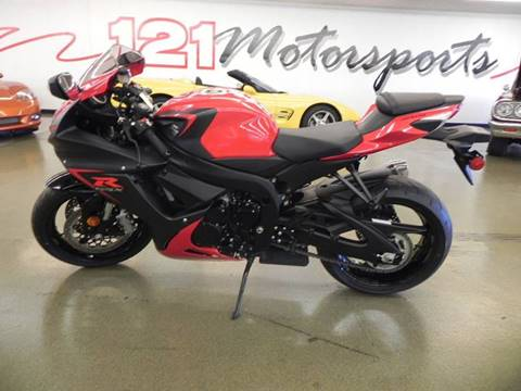 2016 Suzuki GSX-R600 for sale in Mt. Zion, IL