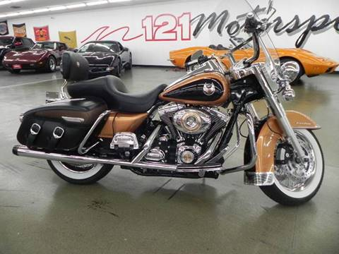 2008 Harley-Davidson Road King for sale in Mt. Zion, IL