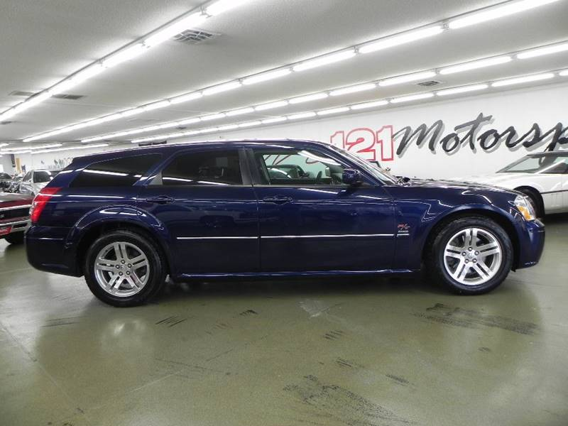 2005 Dodge Magnum RT 4dr Wagon In Mt  Zion IL - 121 Motorsports