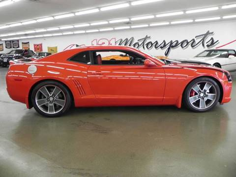 2010 Chevrolet Camaro for sale at 121 Motorsports in Mt. Zion IL