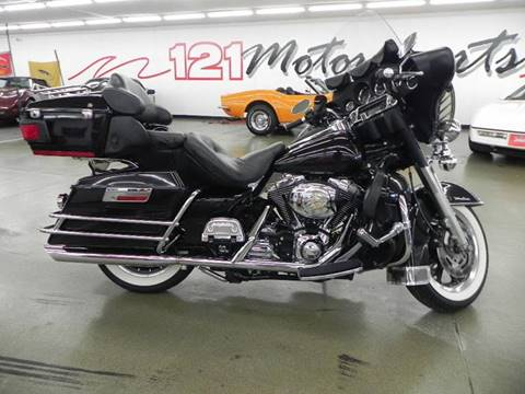 2006 Harley-Davidson Electra Glide for sale in Mt  Zion, IL