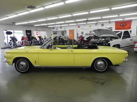 1964 Chevrolet Corvair for sale at 121 Motorsports in Mt. Zion IL