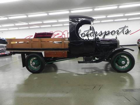 1924 Ford Model T for sale at 121 Motorsports in Mt. Zion IL