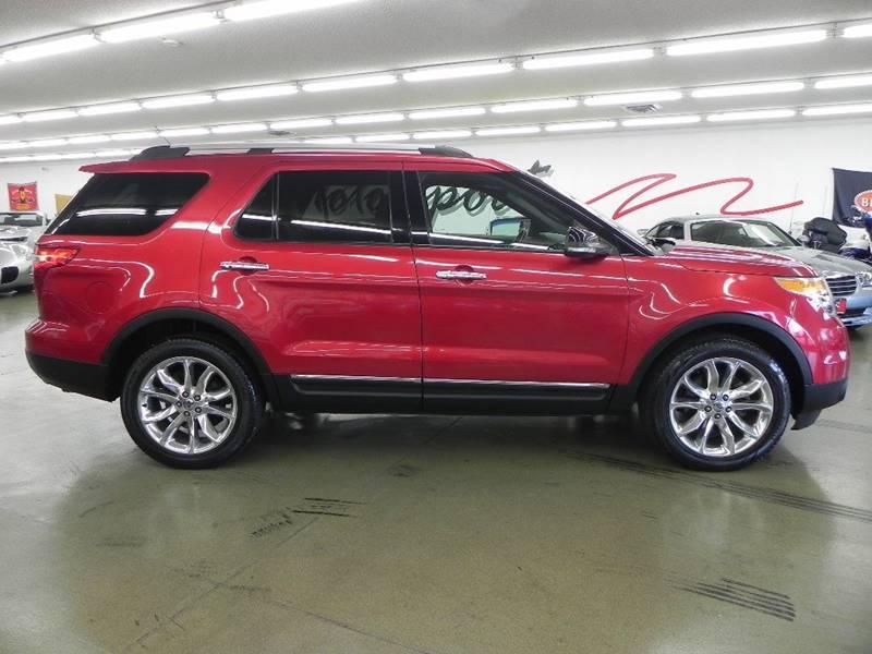 2011 Ford Explorer XLT photo