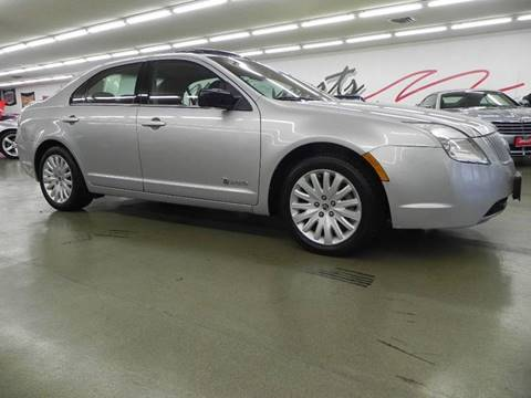 2010 Mercury Milan Hybrid for sale at 121 Motorsports in Mt. Zion IL