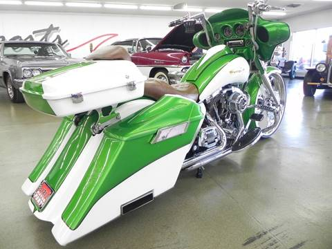 2019 Harley-Davidson Electra Glide for sale at 121 Motorsports in Mt. Zion IL