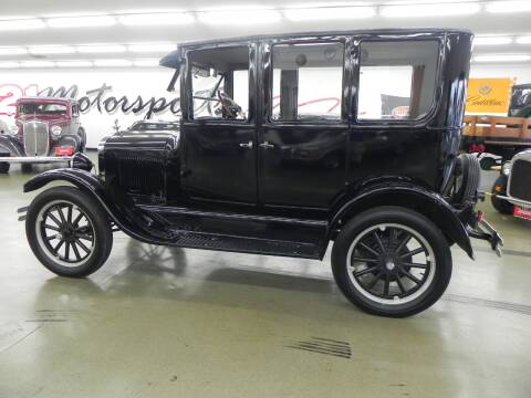 1927 Ford Model T for sale at 121 Motorsports in Mt. Zion IL
