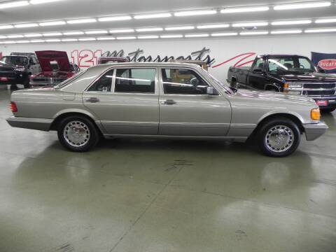 1991 Mercedes-Benz 350-Class for sale at 121 Motorsports in Mt. Zion IL