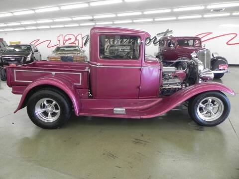 1931 Ford Model A for sale at 121 Motorsports in Mt. Zion IL