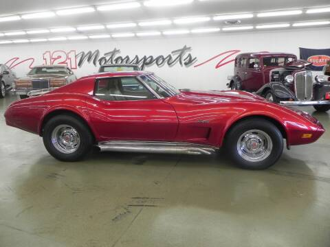 1976 Chevrolet Corvette for sale at 121 Motorsports in Mt. Zion IL