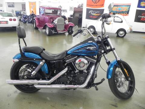 2016 Harley-Davidson StreetBob for sale at 121 Motorsports in Mt. Zion IL