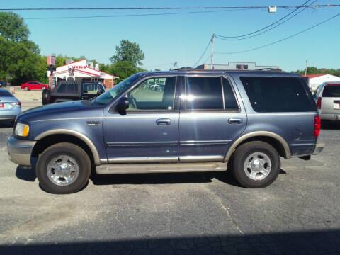 2001 Ford Expedition for sale at 121 Motorsports in Mt. Zion IL