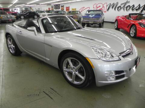 2008 Saturn SKY for sale at 121 Motorsports in Mt. Zion IL